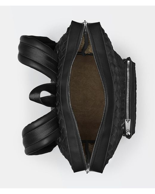 メンズ Bottega Veneta バックパック Black
