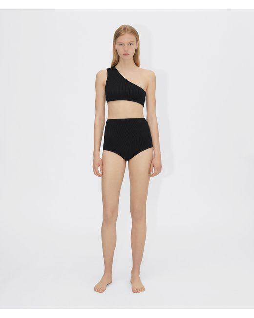 Bottega Veneta Black Swimsuit