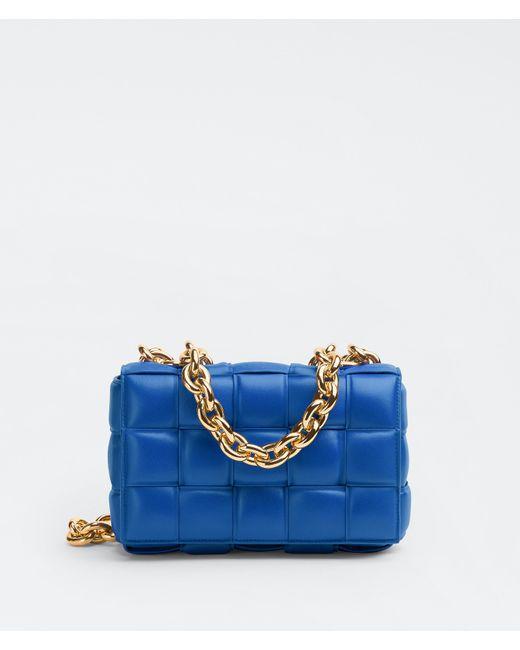 Bottega Veneta Chain Cassette Blue