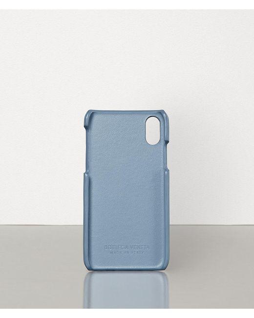 Bottega Veneta Iphone X/xs ケース Blue