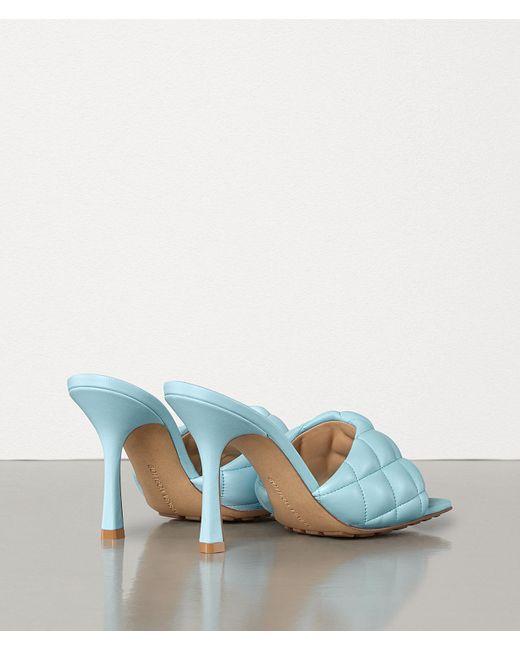 Bottega Veneta パデッドサンダル Blue