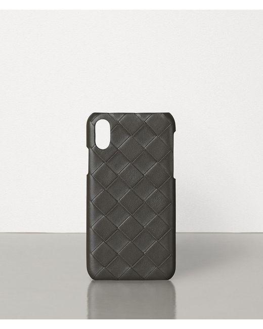 Bottega Veneta Iphone X/xs ケース Gray