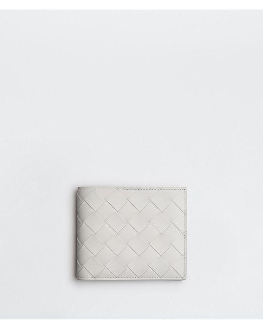 メンズ Bottega Veneta 二つ折りウォレット White