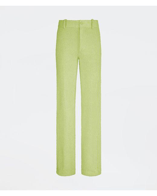 メンズ Bottega Veneta パンツ Green