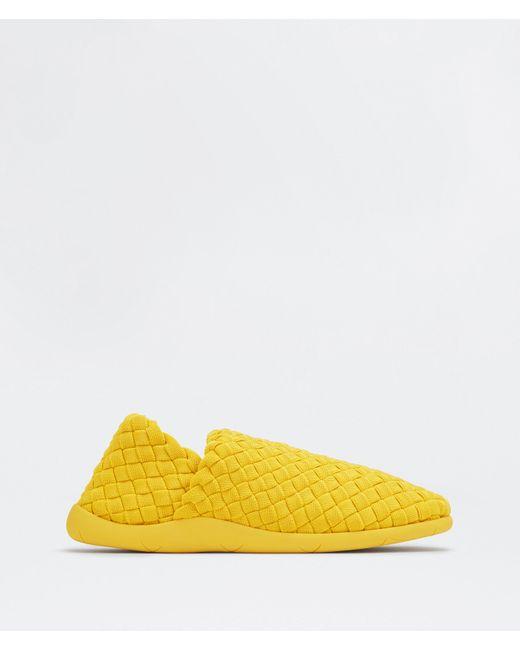 メンズ Bottega Veneta スリッポン プラット Yellow