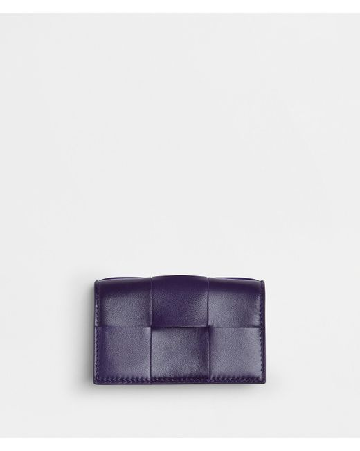 Bottega Veneta カードケース Purple