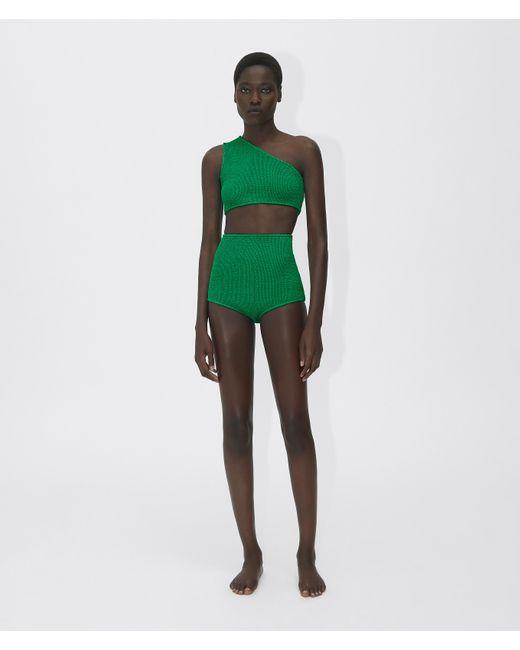 Bottega Veneta Green Swimsuit