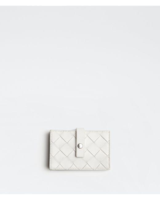 Bottega Veneta マルチカードケース White