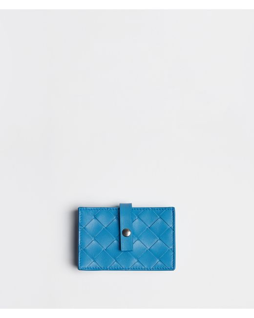 Bottega Veneta マルチカードケース Blue