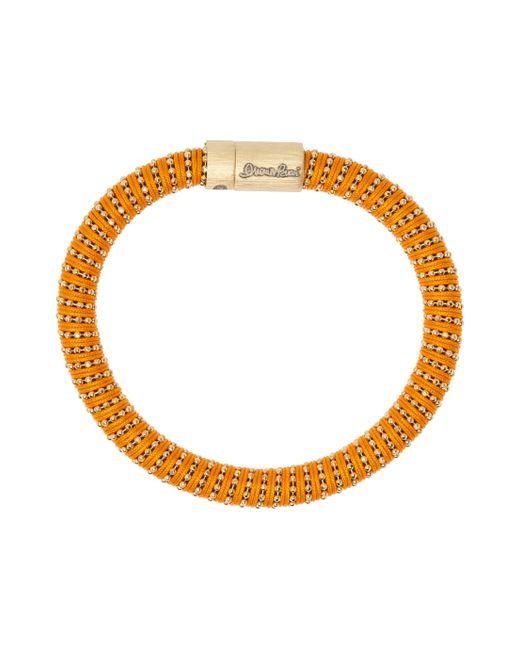 Carolina Bucci | Orange Yellow Gold Twister Bracelet | Lyst