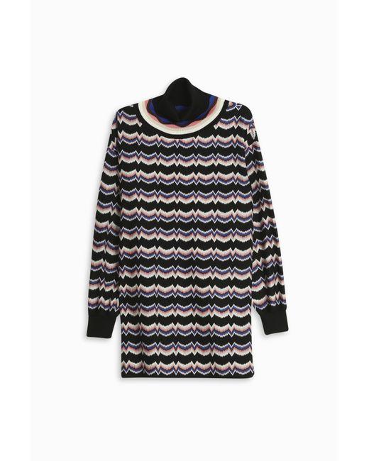 Missoni | Multicolor Striped Zigzag Tunic | Lyst