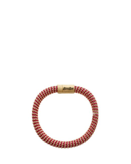 Carolina Bucci | Pink Yellow Gold Twister Bracelet | Lyst