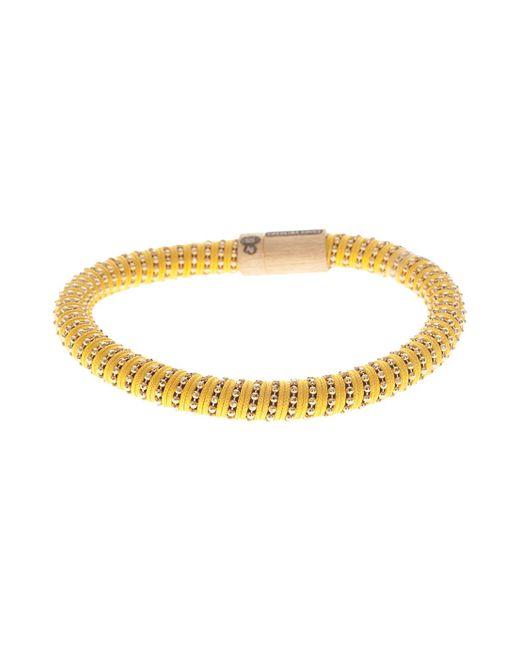 Carolina Bucci | Yellow Gold Twister Bracelet | Lyst