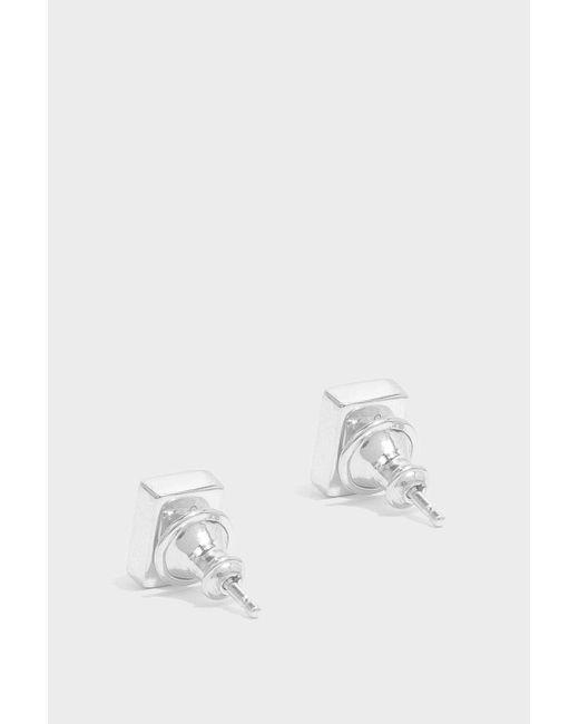 Monica Vinader | Multicolor Baja Deco Stud Earrings | Lyst