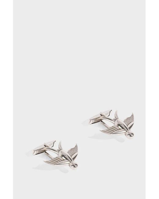 Maha Lozi - Metallic Petite Bird Earrings, Size Os, Women, R Gold - Lyst