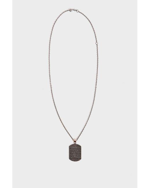 Maha Lozi - Multicolor Anonymous Necklace, Size Os, Women, Black - Lyst