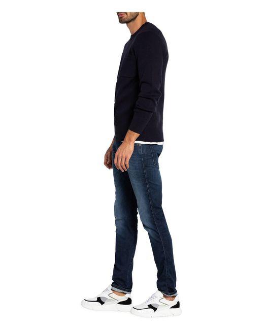 Replay Hose Slim Fit in Blue für Herren
