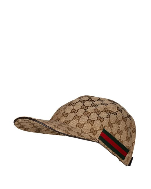 Gucci Cap in Natural für Herren