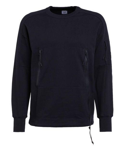 C P Company Sweatshirt in Blue für Herren