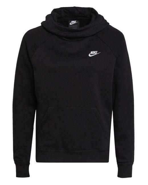 Nike Black Hoodie SPORTSWEAR ESSENTIAL