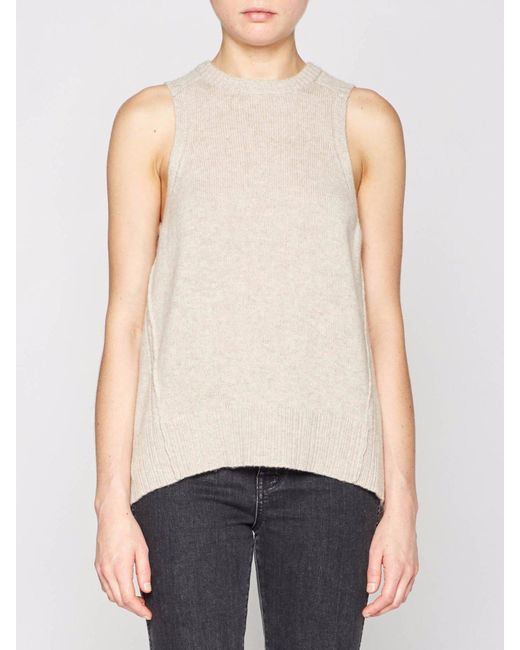 Brochu Walker | Multicolor The Arrow Pleated Looker Tank | Lyst