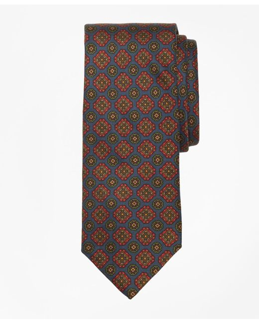 Brooks Brothers | Blue Ancient Madder Medallion Tie for Men | Lyst