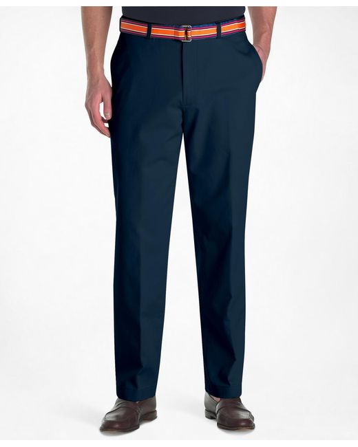 Brooks Brothers | Blue Hudson Advantage Chinos® for Men | Lyst