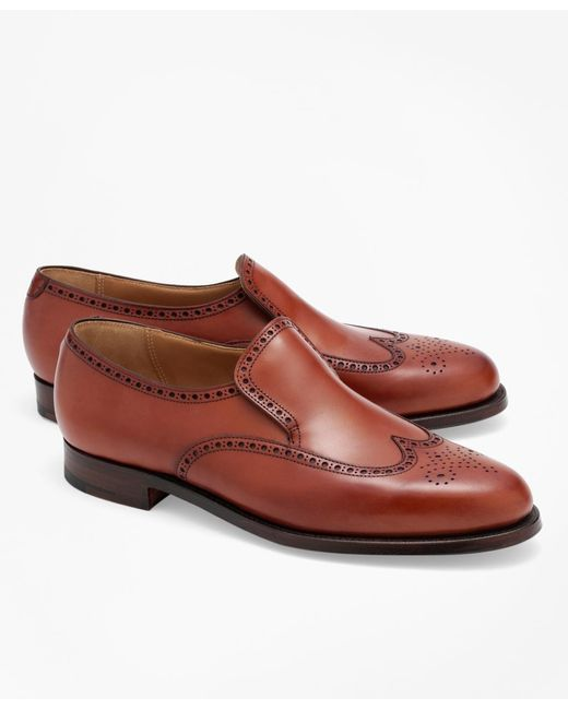 Brooks Brothers | Brown Peal & Co.® Raywood for Men | Lyst