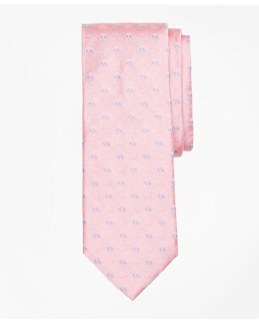 Brooks Brothers - Pink Shadow Golden Fleece® Tie for Men - Lyst