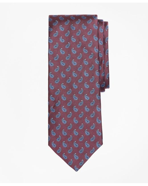 Brooks Brothers - Pink Mini-pine Tie for Men - Lyst