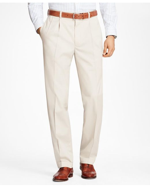 Brooks Brothers - Multicolor Elliot Fit Lightweight Stretch Advantage Chinos® for Men - Lyst