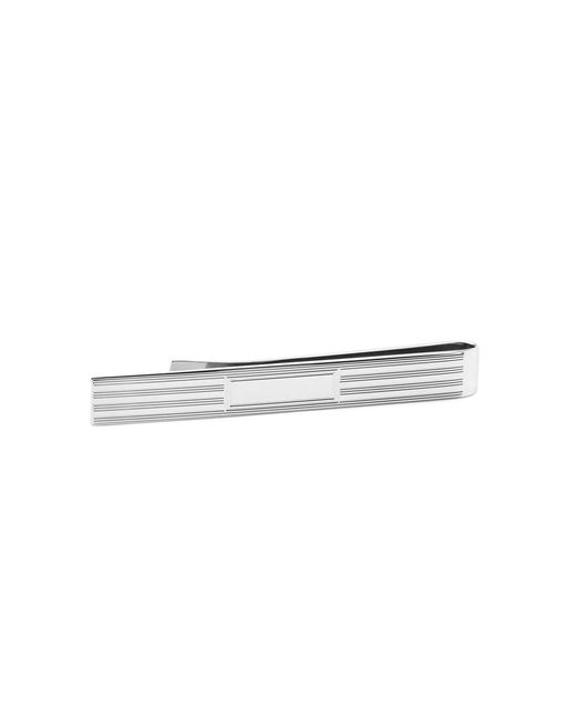 Brooks Brothers | Metallic Engine-turned Tie Bar for Men | Lyst