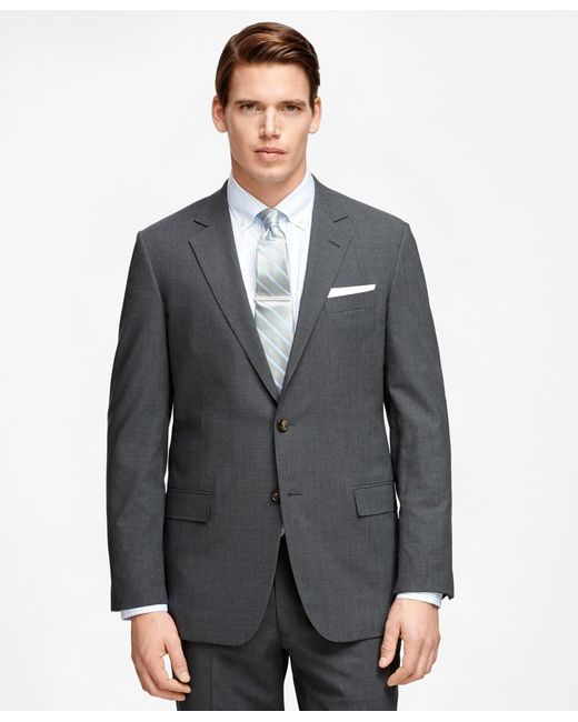 Brooks Brothers | Gray Fitzgerald Fit Brookscool® Suit for Men | Lyst