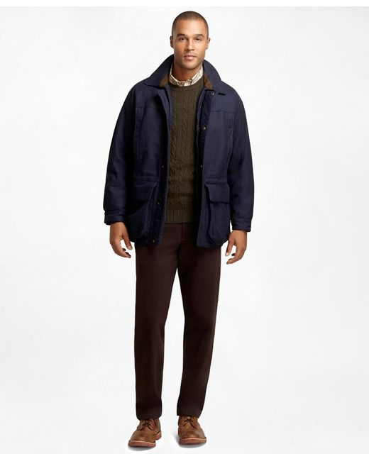 Brooks Brothers | Blue And Beretta Cordura Jacket for Men | Lyst
