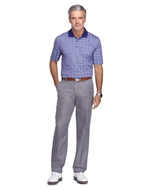 Brooks Brothers | Gray St. Andrews Links Novelty Pants for Men | Lyst