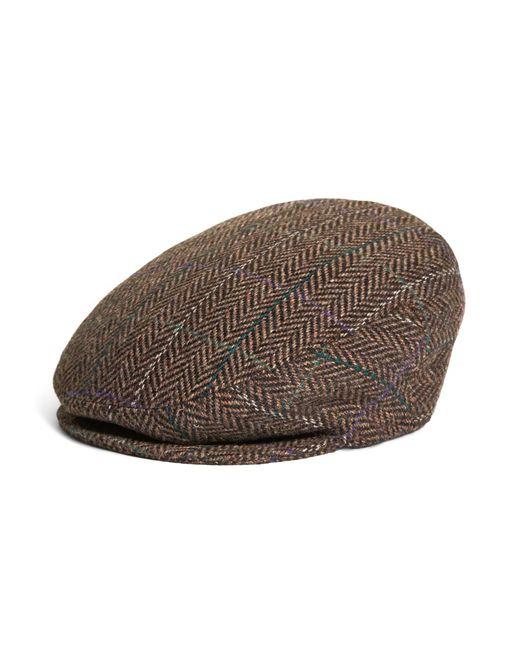 Brooks Brothers | Brown Herringbone Wool Ivy for Men | Lyst