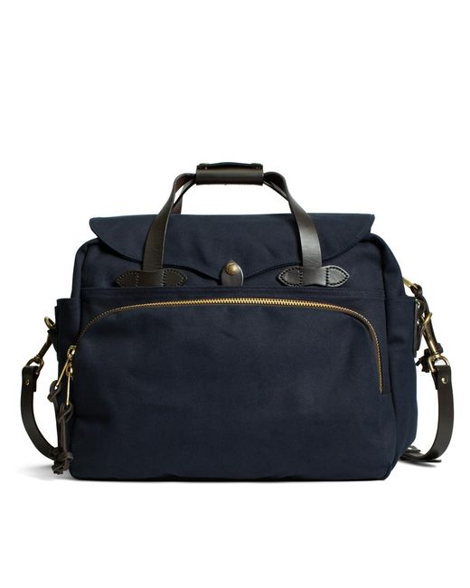 Brooks Brothers - Blue Filson® Padded Computer Briefcase for Men - Lyst