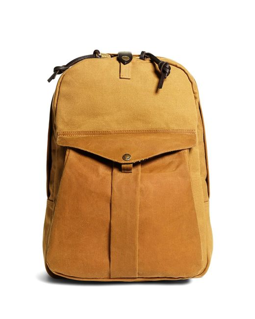 Brooks Brothers - Brown Exclusive For Filson® Twill Backpack for Men - Lyst