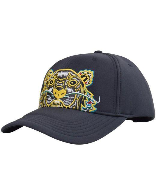 KENZO - Gray Dark Grey Dragon Tiger Cap for Men - Lyst