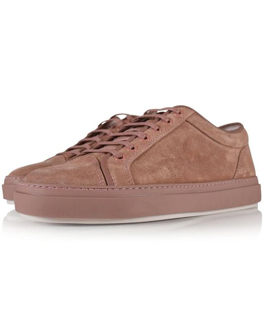 Etq - Low 1 Pink Dew Trainers for Men - Lyst