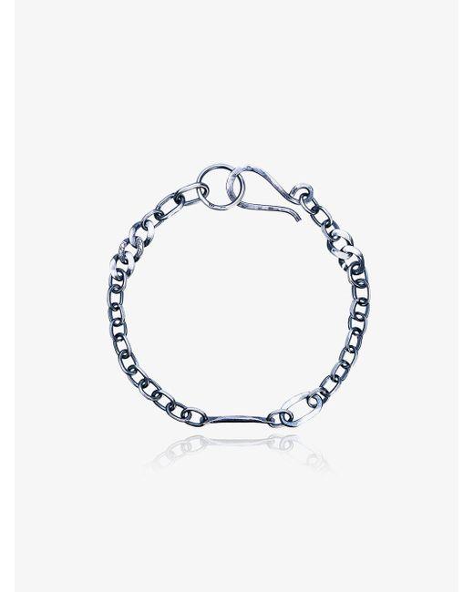 Jelena Behrend - Metallic Signature Link Necklace for Men - Lyst