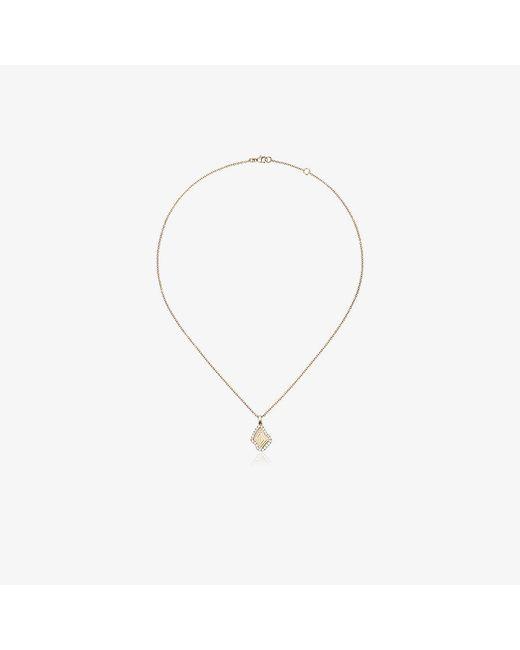 Kimberly Mcdonald | Metallic Medallion Pendant Necklace | Lyst