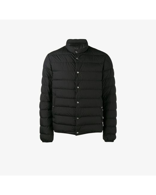Moncler | Black Cyclope Quilted Down Jacket for Men | Lyst