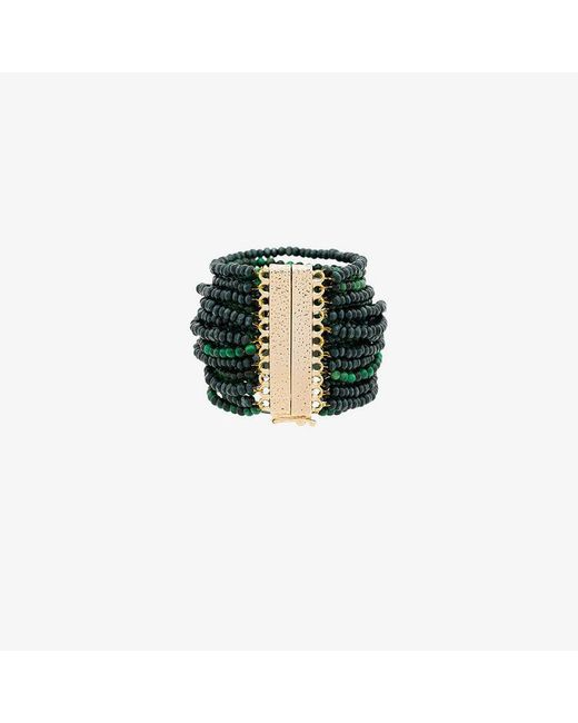 Rosantica - Green Sogno Bead Bracelet - Lyst