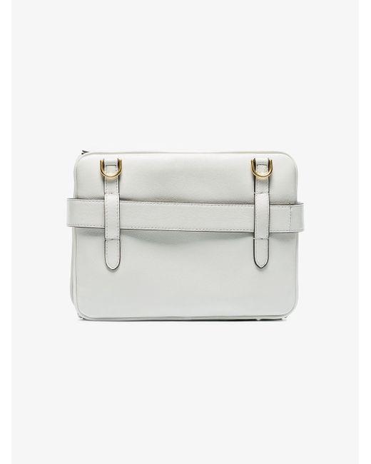 069e9d460a3c ... Fendi - White Upside Down Belt Bag - Lyst ...