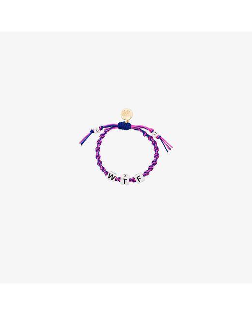 Venessa Arizaga | Multicolor Wtf Bracelet | Lyst