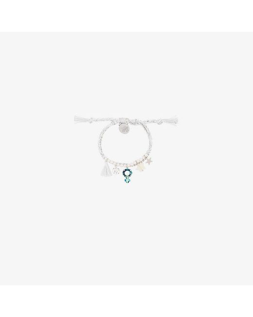 Venessa Arizaga - Metallic Venus Swarovski Crystal And Rhinestone Bracelet - Lyst
