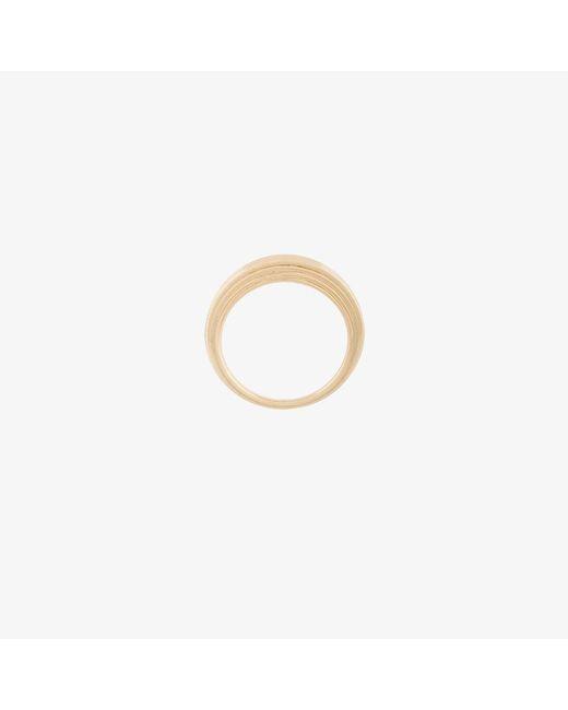 Tejen | Metallic Eclipse Ring | Lyst