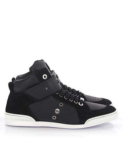 Jimmy Choo Sneakers Black for men