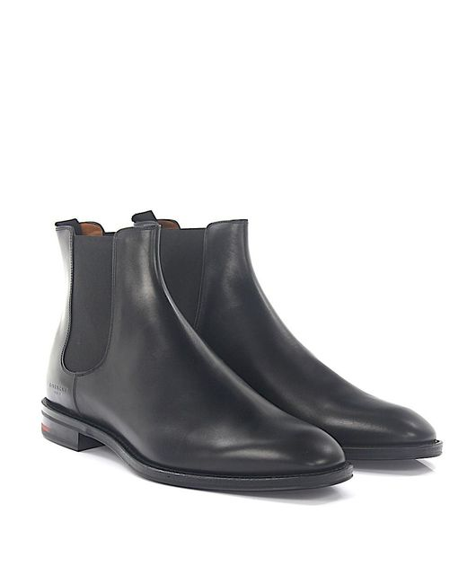 Givenchy - Chelsea Boots Chelsea Leather Black for Men - Lyst